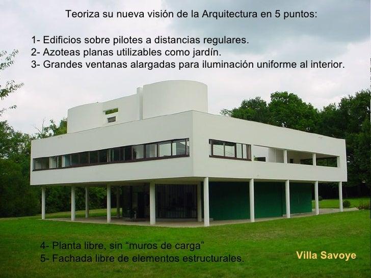 Arquitectura siglo xx for Arquitectura del siglo 20