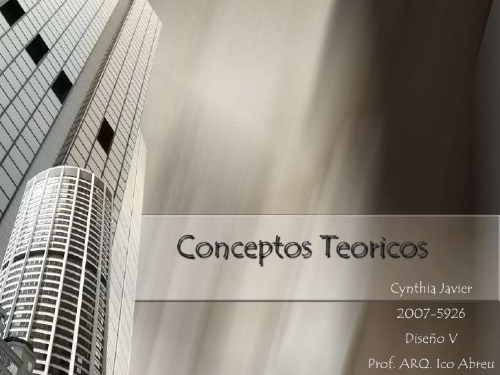 Arquitectura Y Contexto.Cj