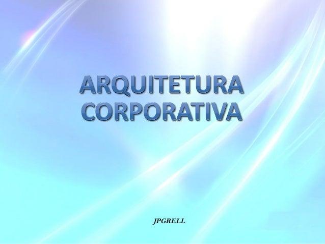Arquitetura.corporativa