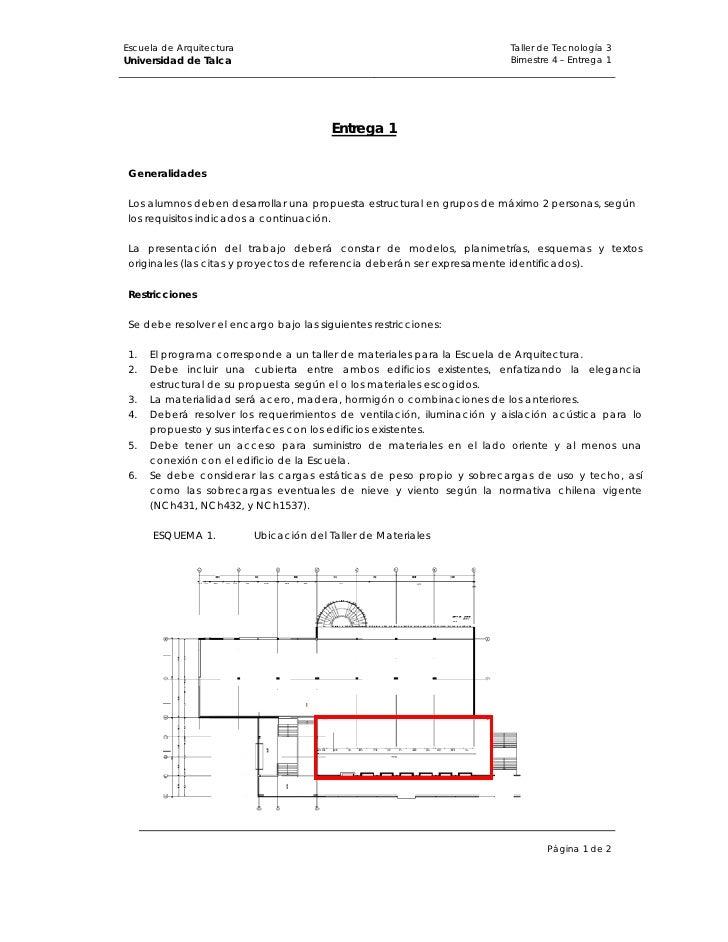 Arq Utal   B4+Entrega 1
