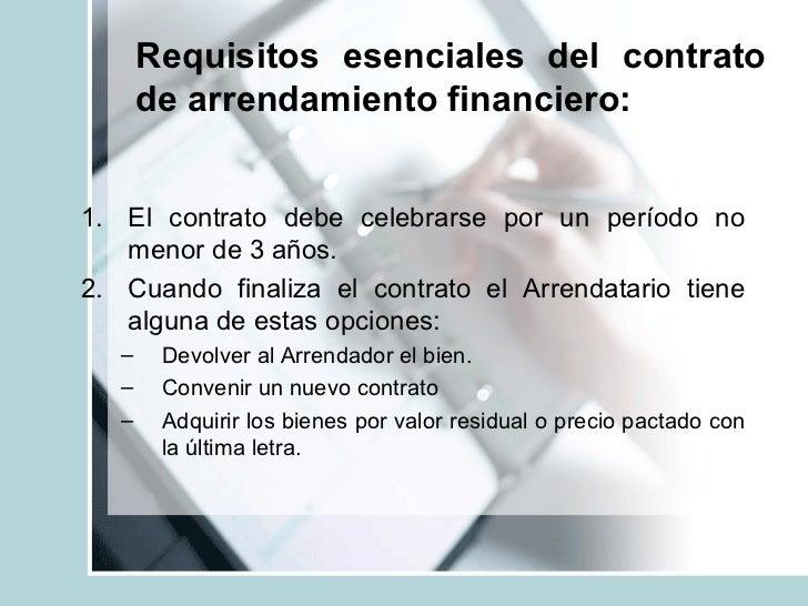 De Arrendamiento De Bienes Muebles Contrato De Arrendamiento Bien  dcdcapita...