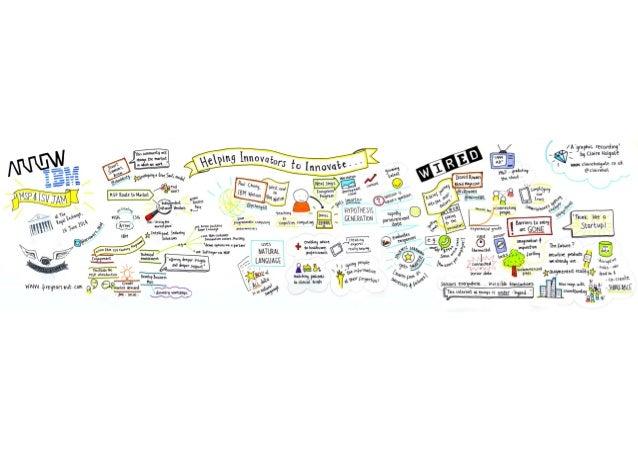 Helping Innovators to Innovate, Arrow ECS and IBM
