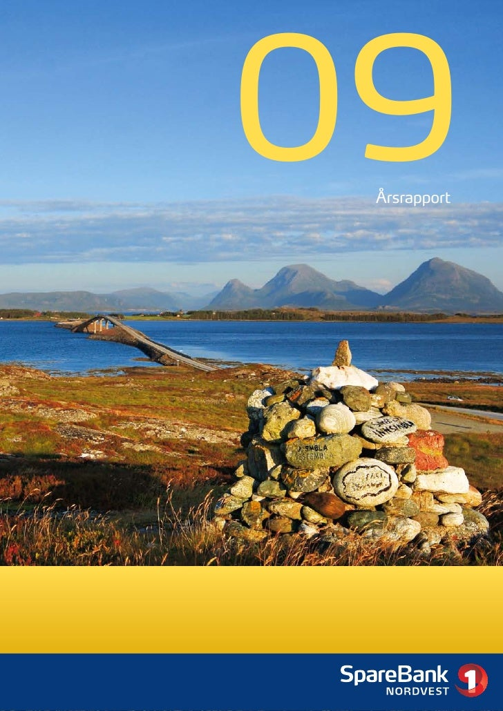 SpareBank 1 Nordvest - Årsrapport 2009