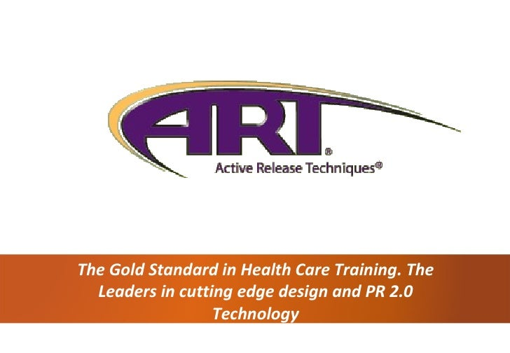 The Gold Standard in Health Care Training. The Leaders in cutting edge design and PR 2.0 Technology