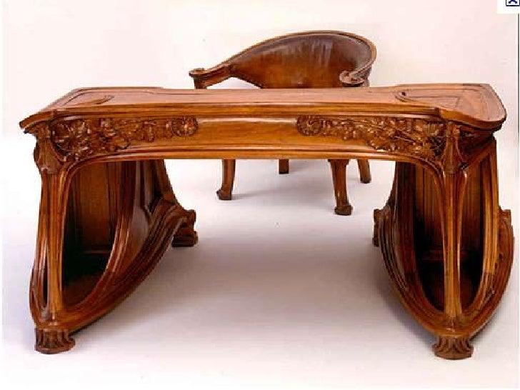 Art nouveau bienes muebles for Epoca muebles