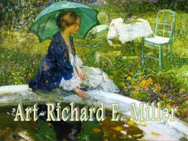 Art Richard E. Miller