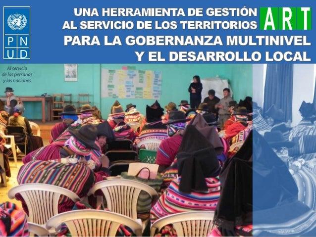 ART Bolivia: Presentación general