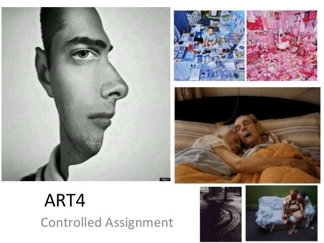 Art4 exam artist research 2013 14