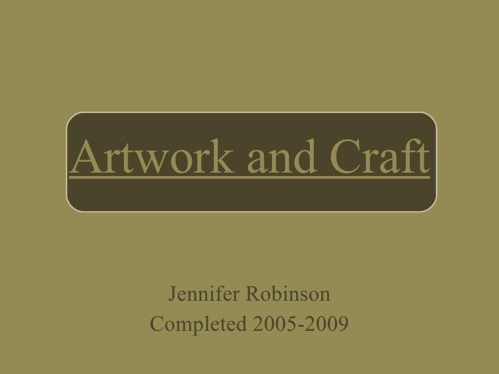 Portfolio 4: Art And Miscellaneous