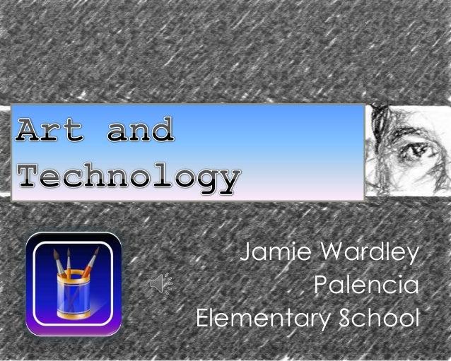 Jamie Wardley Palencia Elementary School