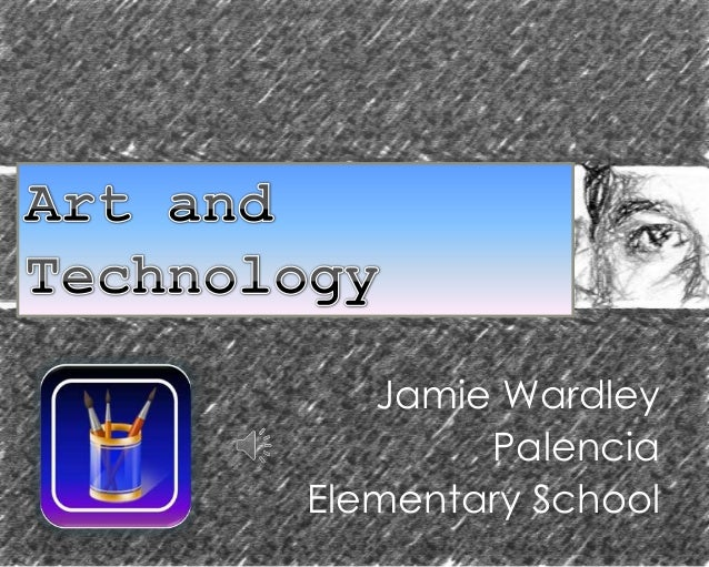 Art and technology inservice