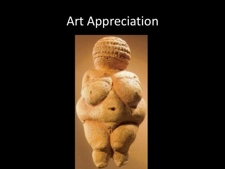 Art Appreciation Introduction