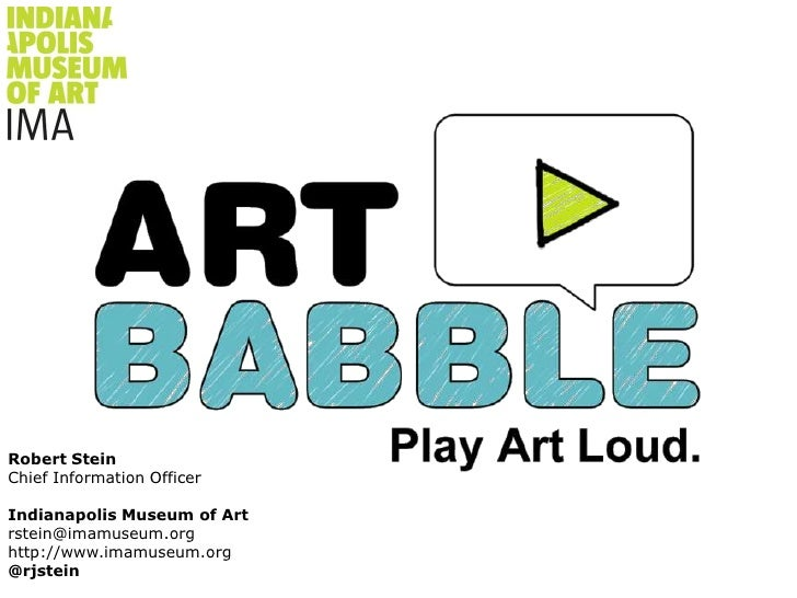 ArtBabble: A year's worth of lessons learned and thoughts about collaborative content platforms