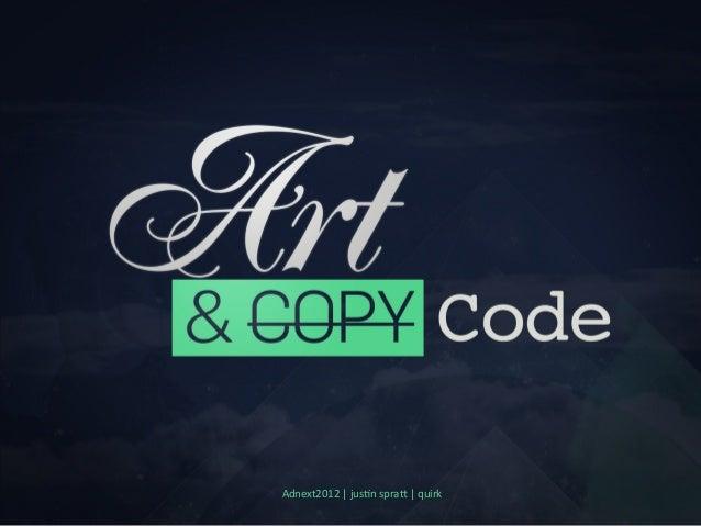 Art & Code