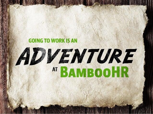 Bamboo Adventure
