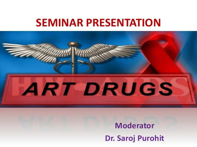 ART  drugs ppt