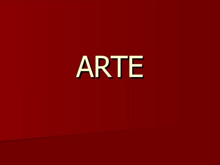 Arte   Aula Inicial