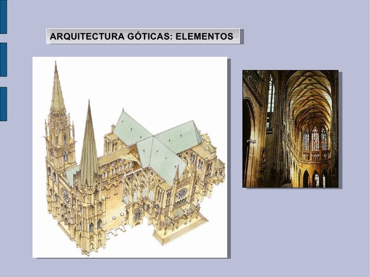 Arte Gotico. Elementos.