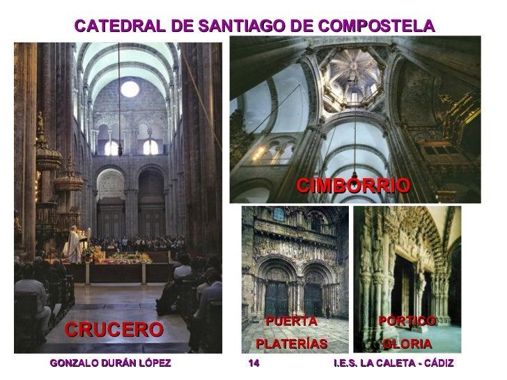 Arte romanico arquitectura - Santiago de compostela arquitectura ...