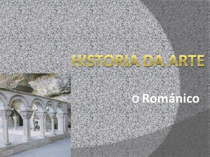 O Románico