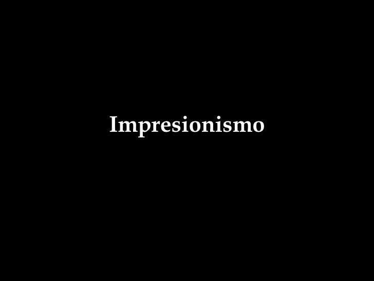 Arte Siglo Xix Impresionismo, Rodin Y Postimpres