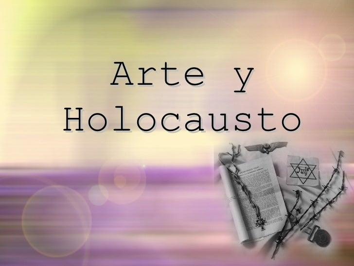 Arte y Holocausto