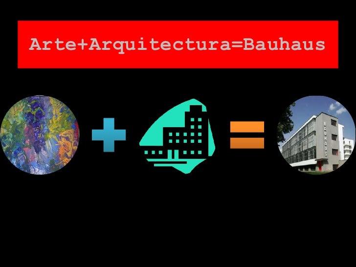Arte+Arquitectura