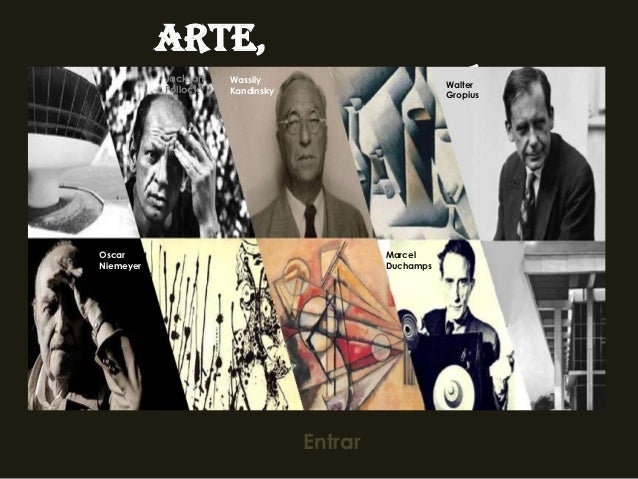 Arte,           arquitectura y           Jackson           Pollock                     Wassily                     Kandins...