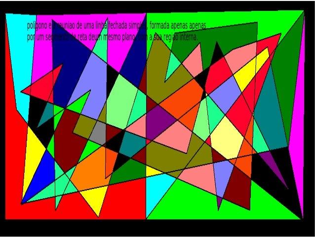 Arte com polígonos
