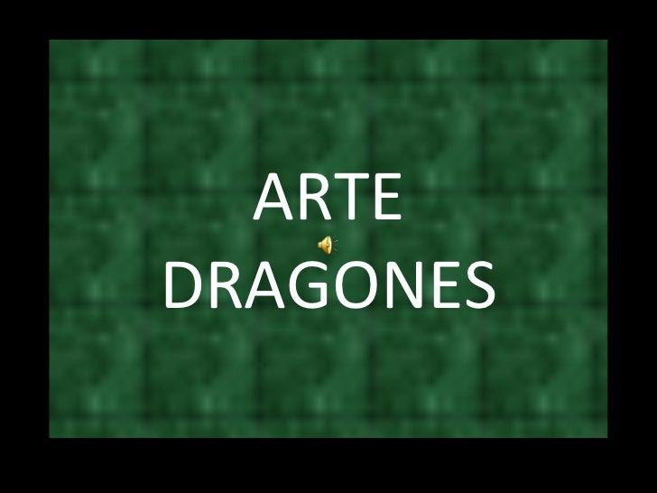 ARTE DRAGONES