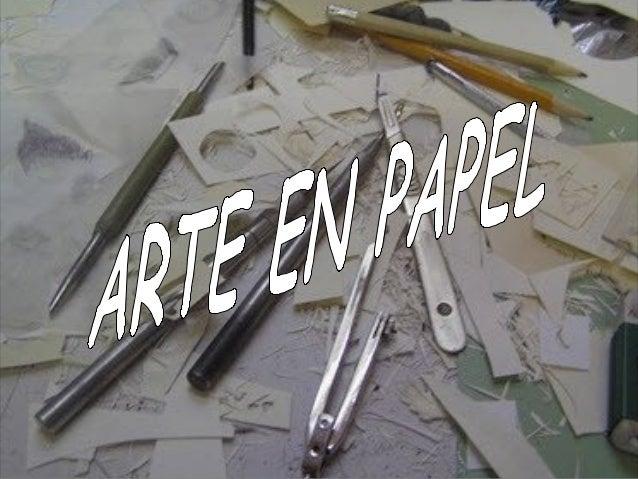 Arte em Papel!