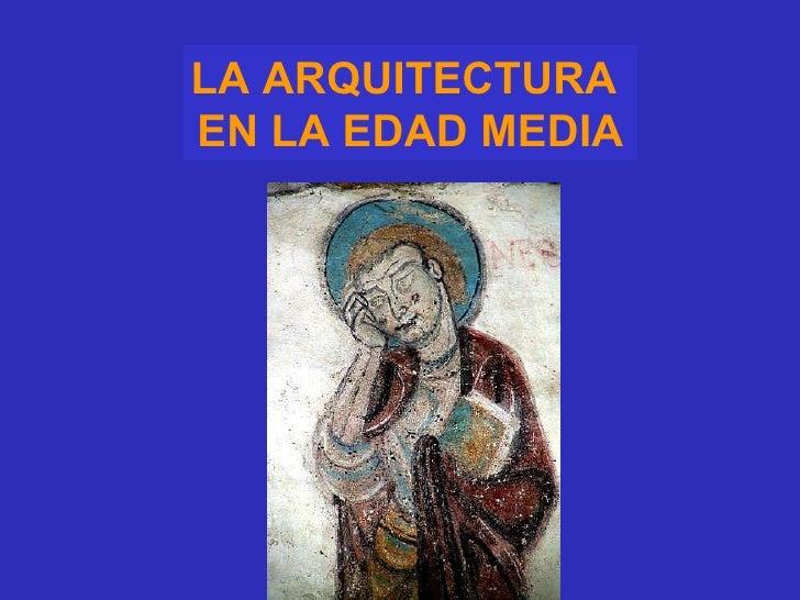 Arte en la edad media 2012