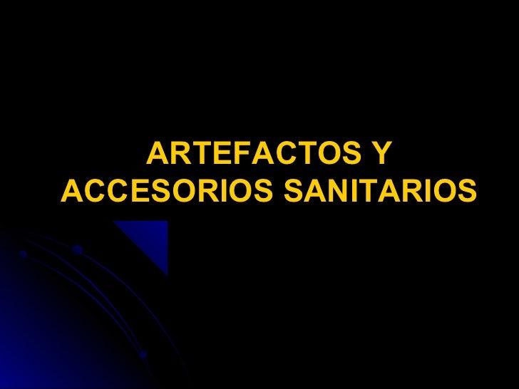 Artefactos de ba o for Precios de artefactos para bano