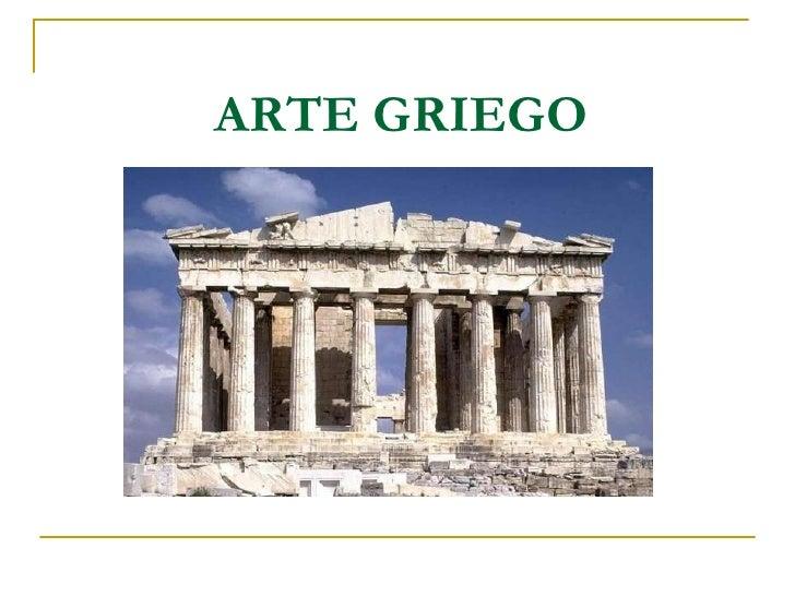 Arte Griego