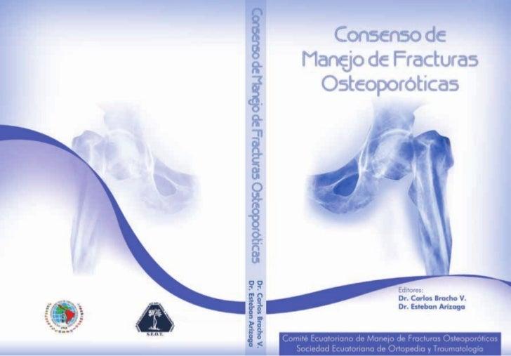 Consenso de Fracturas Osteoporóticas