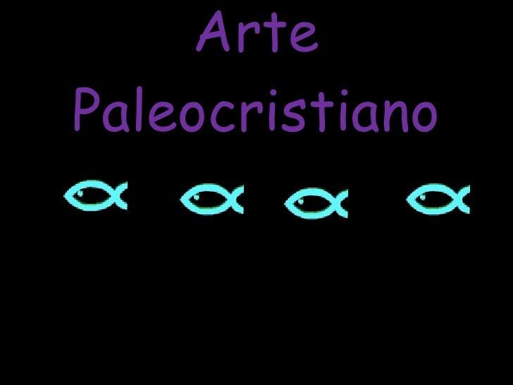 Arqutectura paleocristiana