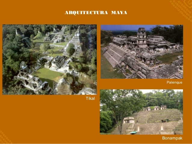 Arte precolombino mayas incas aztecas for Civilizacion maya arquitectura