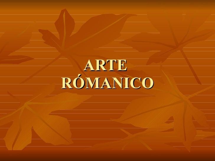 Arte Romanico Expo History4