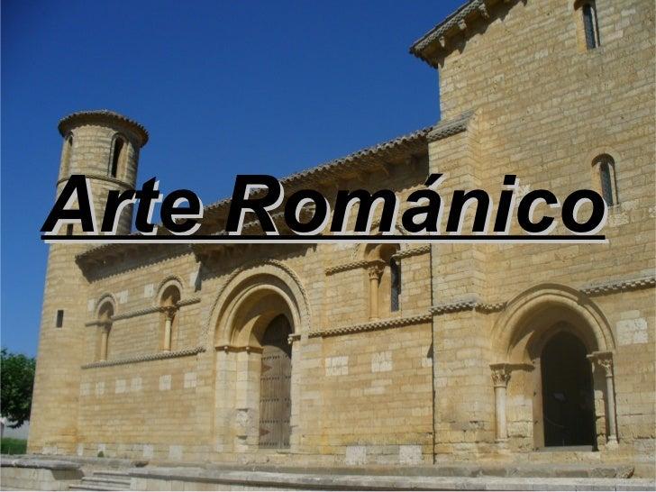 Arte rom nico arquitectura for Que es arte arquitectura