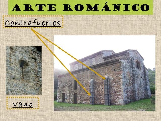 Arte rom nico - Vano arquitectura ...