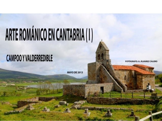 Arte románico en cantabria ( i )