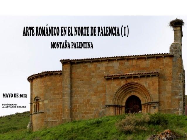 Arte románico en el norte de palencia ( i )
