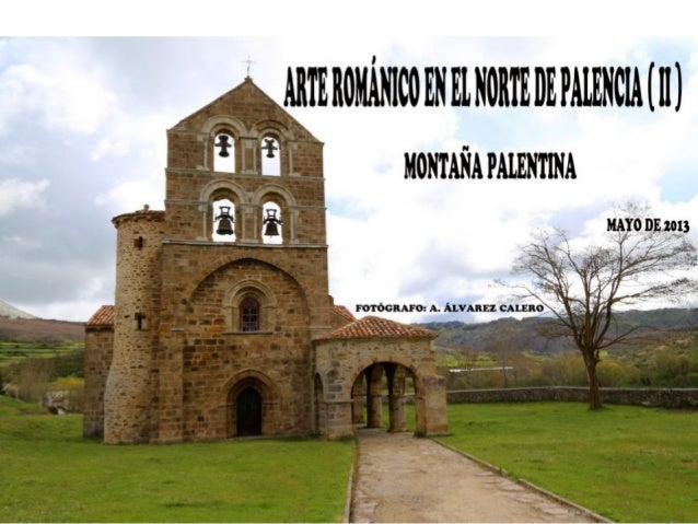 Arte románico en el norte de palencia ( ii )