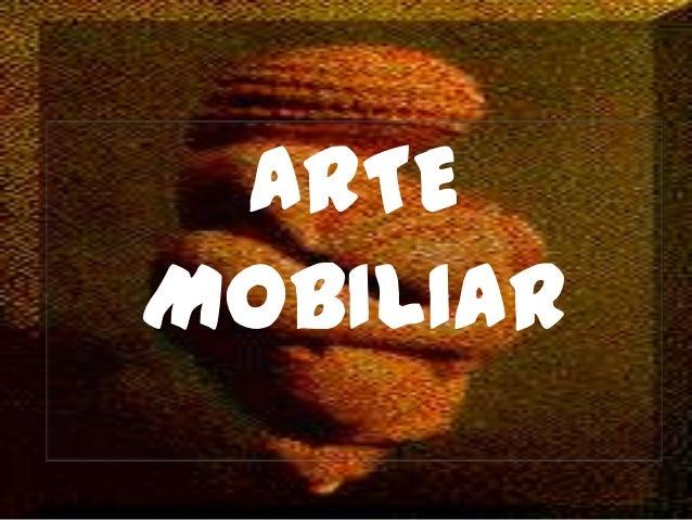 Arte rupestre for Q es arte mobiliar