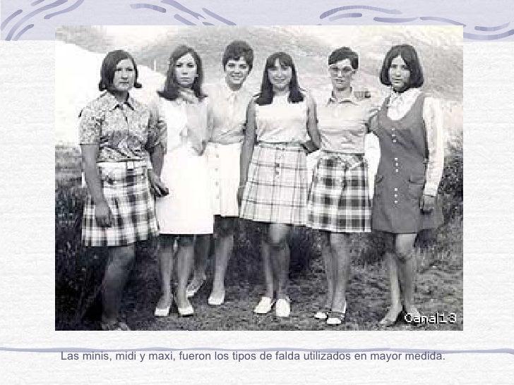 13. Durante los 70