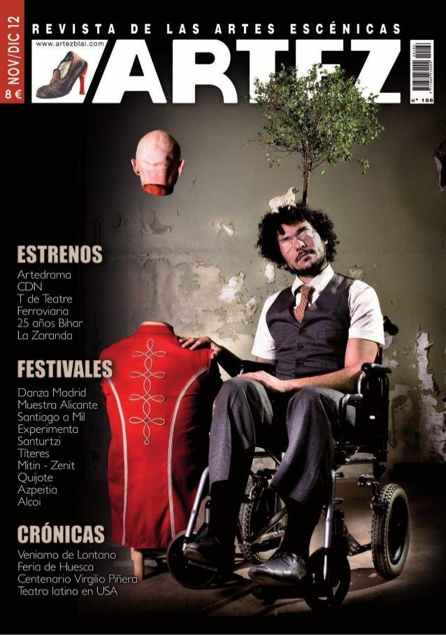 Revista ARTEZ 186