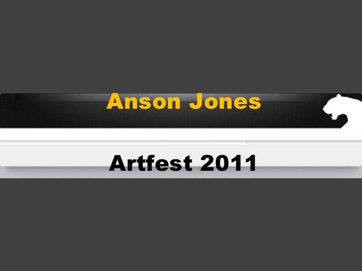 Anson Jones Artfest 2011
