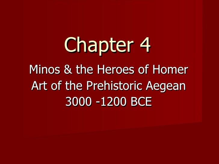 Unit 3:  Aegean