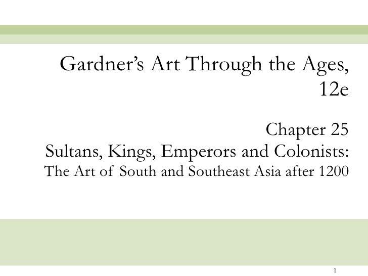 Indian Art After 1200