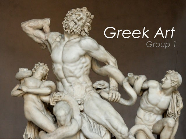 Greek Art  Group 1